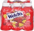 Welch's Juice Drink, 6 PK (Pack of 4)
