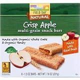 Field Day - Apple Multi Grain Snack Bars (36-1.3 OZ) - Delicious way to Snack