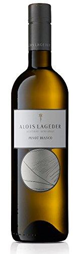 6 x Lageder Pinot Bianco - Alto Adige DOC tr. 2015 Vorteilspack Alois Lageder, trockener Weisswein aus Südtirol