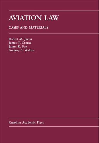 Aviation Law: Cases And Materials pdf