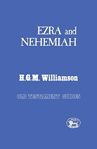 Ezra and Nehemiah (Old Testament Guides)