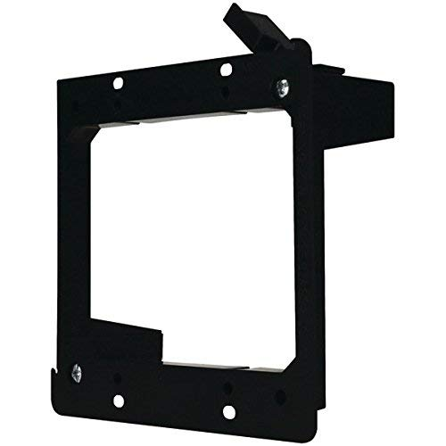 DataComm Electronics 60-0022-S Low Voltage Mounting Bracket, 2-Gang