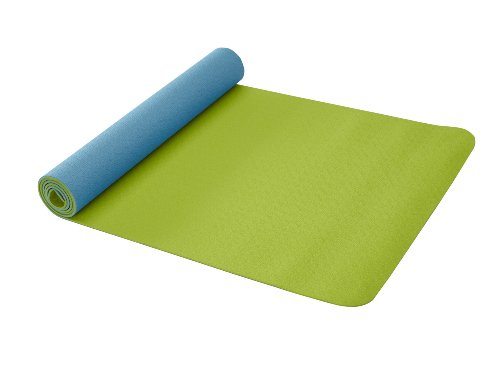 Gaiam Eco Reversible Yoga Peacock