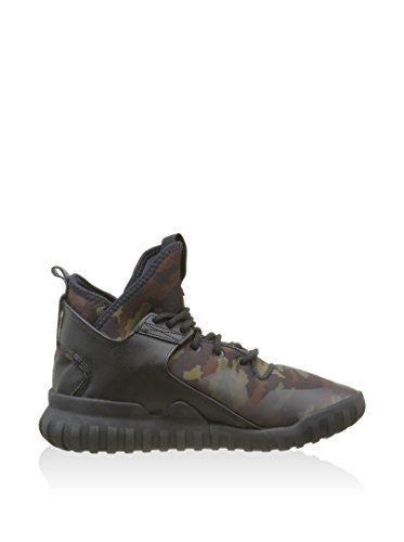 adidas Zapatillas abotinadas Tubular X Negro EU 44 (UK 9.5)