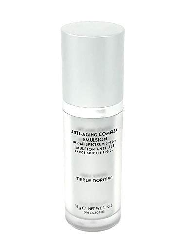 (Merle Norman Anti Aging Complex Emulsion - Broad Spectrum SPF 30)
