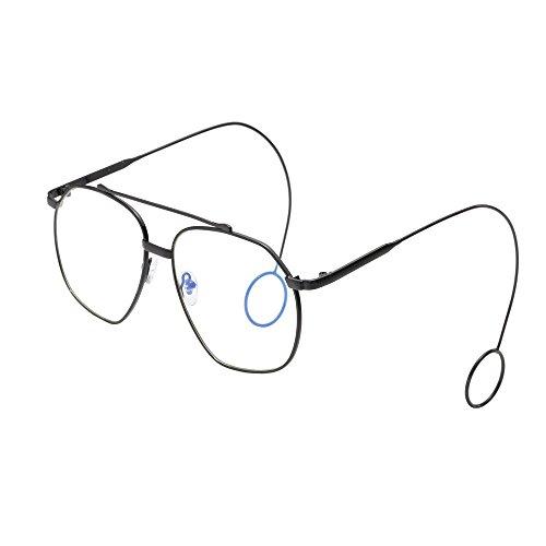 [해외]Frames Hergoto Fashion Neutral Big Box Wear Earrings Shades Sunglasses Optical Glasses(G) / Frames Hergoto Fashion Neutral Big Box Wear Earrings Shades Sunglasses Optical Glasses(G)
