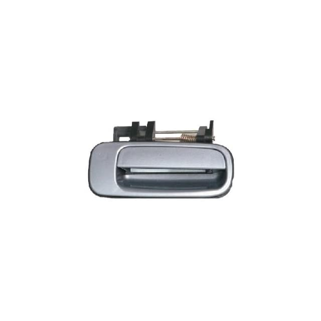 Motorking 6923032041C1 92 96 Toyota Camry Blue 1A0 Replacement Rear Passenger Side Outside Door Handle 92 93 94 95 96