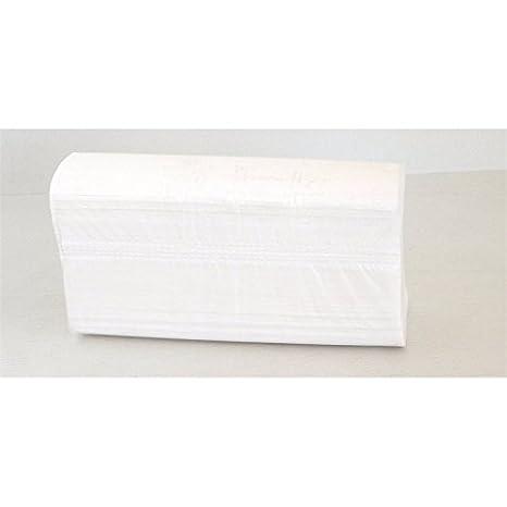 fimel – Pack de 150 unidades de toallas dípticas a Z de pura celulosa 2 capas: Amazon.es: Hogar
