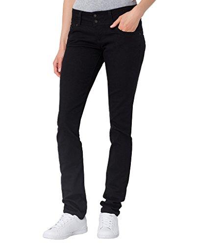 Noir Femme Jean Jeans Black Cross wpAZqK