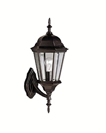 Kichler Lighting 9653BK Madison Outdoor Sconce  BlackKichler Lighting 9653BK Madison Outdoor Sconce  Black   Wall Porch  . Kichler Lighting Outdoor Sconce. Home Design Ideas