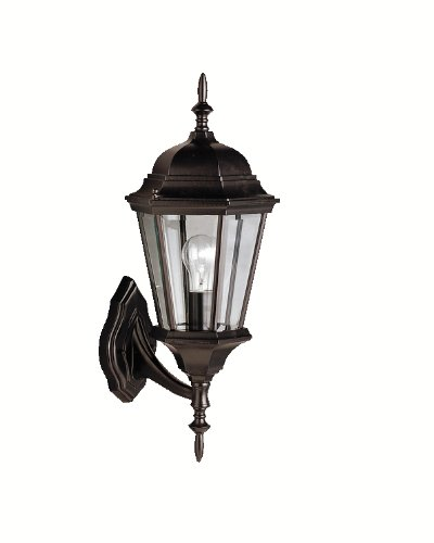 Kichler Lighting 9653BK Madison Outdoor