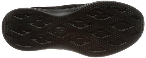 Skechers Vrouwen Gaan Stap Lite-indulge Loafer Mat Zwart
