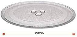 Remle – Plato giratorio microondas diámetro 255mm – Balay – Daewoo