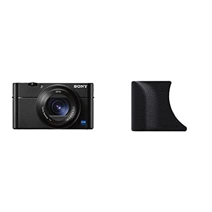 Sony Cyber-shot DSC-RX100 V 20.1 MP Digital Still Camera w/ 3' OLED DSC-RX100M5