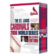 Complete 2006 World Series : St. Louis Cardinals vs. Detroit Tigers Plus 2 NLCS games Vs Mets : 8 Disc Box Set