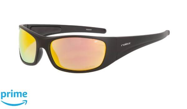 Gafas de Sol Sport flotantes/Gafas de Sol Fero RELAX/R5383B/ Polarizadas/Espejo: Amazon.es: Ropa y accesorios