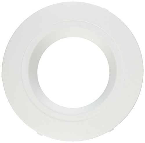 HALO RL56TRMWH Paintable Trim Ring for RL56 Series LED Retrofit, 6
