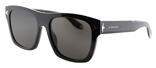 Givenchy Women's Flat Top Sunglasses, Black/Grey, One - Eyewear Givenchy