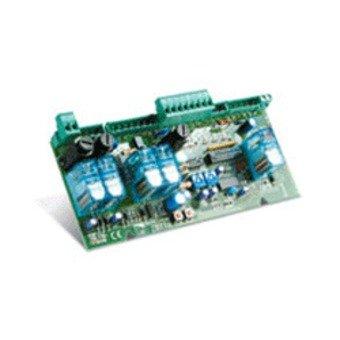 Schema Elettrico Zbx : Scheda elettronica plus zbx per motori scorrevoli bx a bx b