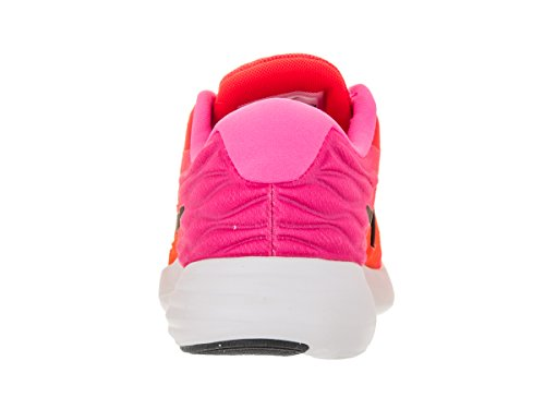Nike 844736-600, Zapatillas de Trail Running para Mujer Naranja (Bright Crimson/Black-Pink Blast-White)