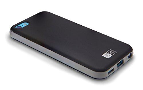Case Logic CL-NIPH-302 Etui en plastique pour iPhone 5C Rose/Bleu