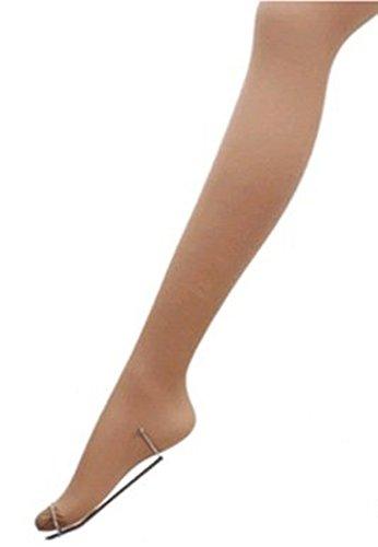 Petite Spandex Pantyhose (BYC Women's Pantyhose Petite 15den (nude))
