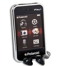 Polaroid 4GB PMP 280-4 MP3 Player (Black)