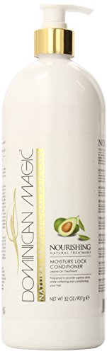 Dominican Magic Nourishing Moisture Lock Conditioner, 32 Fluid Ounce