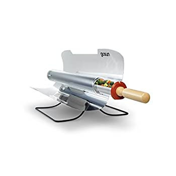 Image of Camping Grills GoSun Sport - Portable Solar Cooker for Easy, Delicious, and Versatile Meals, Solar Oven Perfect for Camping - Cooks Food in as Little as 20 Minutes
