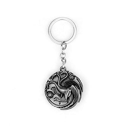 Llaveros de Moda Hot Game of Thrones Keychain Set House ...
