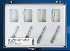JMR GF Glass Fiber Post Refill L1 Pkg/6