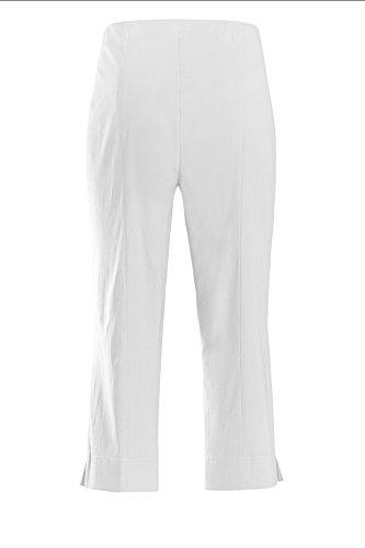 Stehmann - Pantalón - Básico - para mujer blanco
