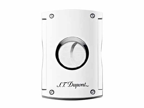 S.T. Dupont Maxijet Cutter Cigar Cutter - Chrome 3266 by S.T. Dupont