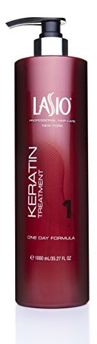 Lasio Keratin-Infused Treatment One Day Formula 35.27 Fl. Oz by Lasio