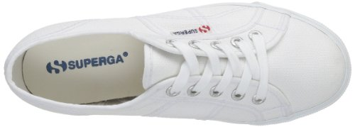 Superga 2790Cotw Linea Up And Down, Zapatillas Unisex Blanco (901 White)