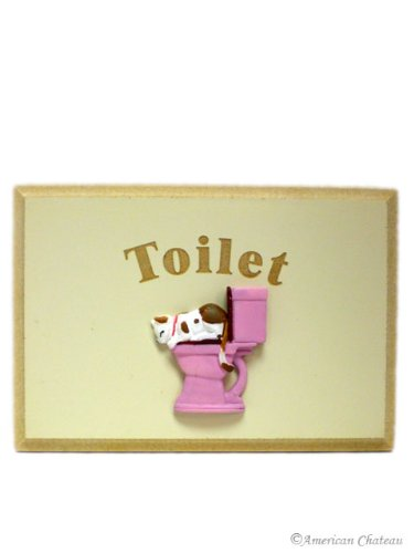 Kids Toilet Relaxing Room Girls Bath Sign Wall Door Bathroom Decor Plaque     Amazon com. Kids Toilet Relaxing Room Girls Bath Sign Wall Door Bathroom Decor
