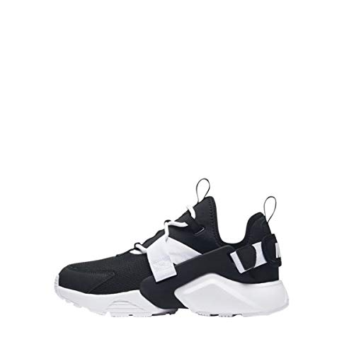 NIKE Donna white City Low 002 Huarache Air Nero Black Black W da Scarpe Fitness Hx6rBH