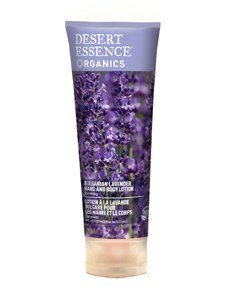 DESERT ESSENCE HAND & BODY LOT,LAVENDER, 8 FZ For Sale
