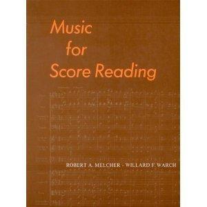 Music for Score Reading - Music For Score Reading