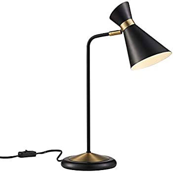 Catalina Lighting 22156 000 Contemporary Task Table Lamp