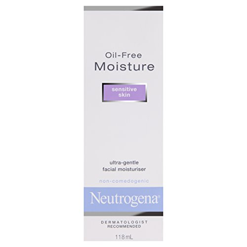 Neutrogena Oil-Free Moisture Sensitive Skin, 4 Fl. Oz.