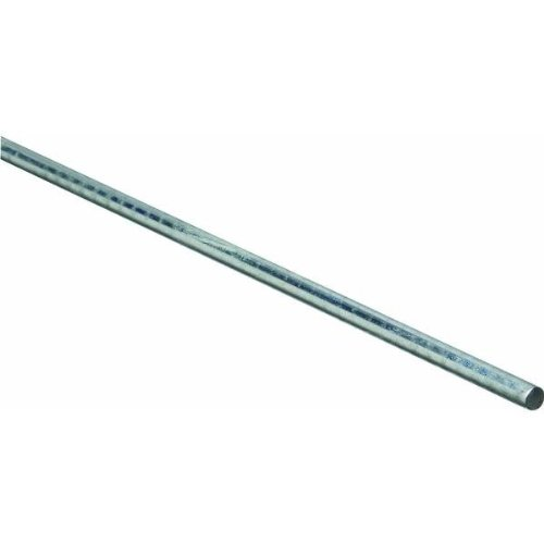 National Hardware N179-762 4005BC Smooth Rod Zinc plated, 1/4