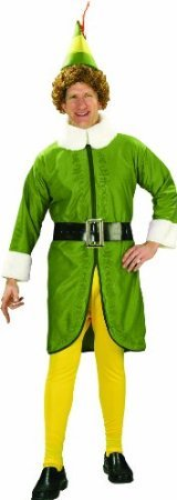Rubie's Costume Buddy The Elf Movie