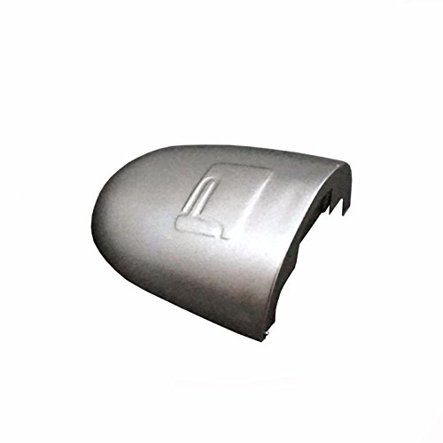 Bross BDP576 Door Handle Key Hole Cover Cap:8200036411 Silver Color LEFT Side for Renault Megane Scenic Clio Laguna Twingo Modus Espace Vel Satis