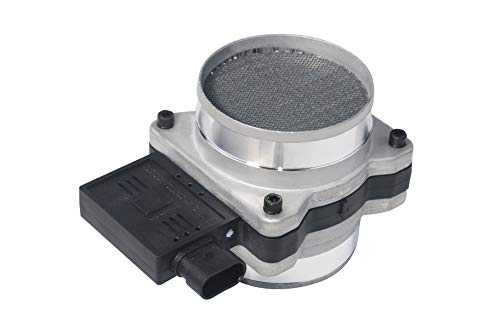Mass Air Flow Sensor - Fits Chevy Impala, Monte Carlo, S10, Blazer, Malibu, Astro, Pontiac Grand Prix, GMC Safari, Oldsmobile Intrigue, Cutlass and more - Replaces 2133458, 10332673, 25008302, AF1004 ()