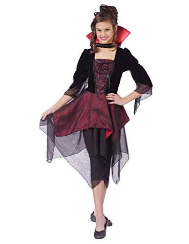 Lady Dracula Child Costume - Small
