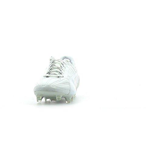 Bota de fútbol Puma evoSPEED SL II Piel FG White white-white-white
