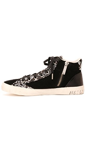 Pepe Jeans Chaussures - Zapatillas COW - Mujer Negro