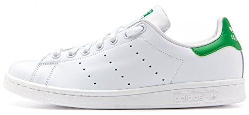 Homme Adidas Smith Baskets Blanc Stan white Mode nCRgP