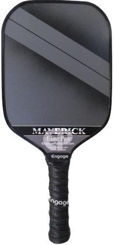 Engage Pickleball Elite Pro Maverick (Black 7.9-8.3 oz, Standard (7.9-8.3 oz))
